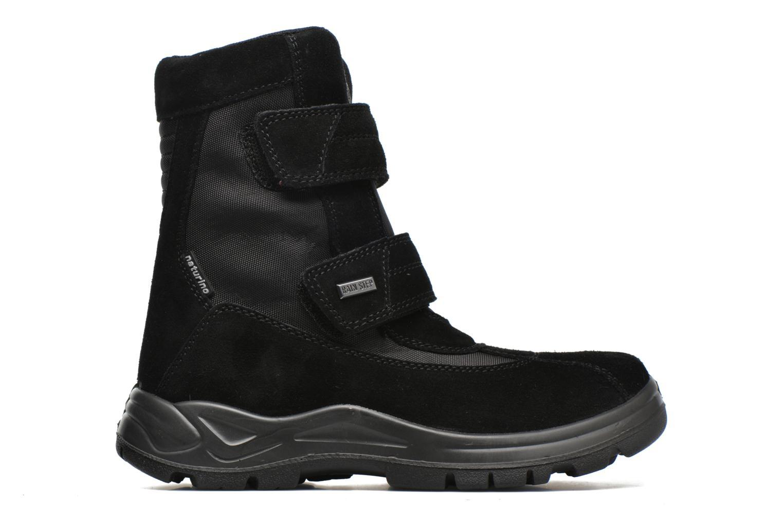 Laarzen Naturino Barents Zwart achterkant