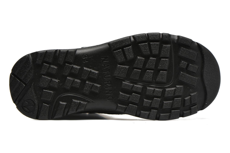 Stiefel Naturino Barents schwarz ansicht von oben