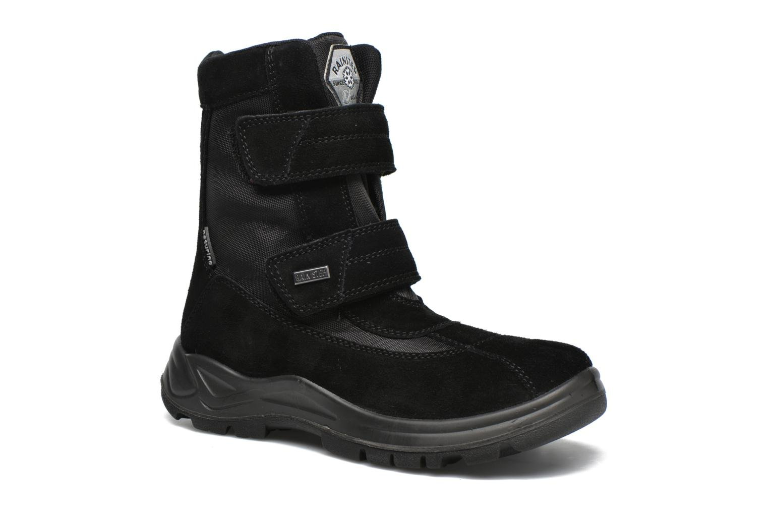 Boots & wellies Naturino Barents Black detailed view/ Pair view