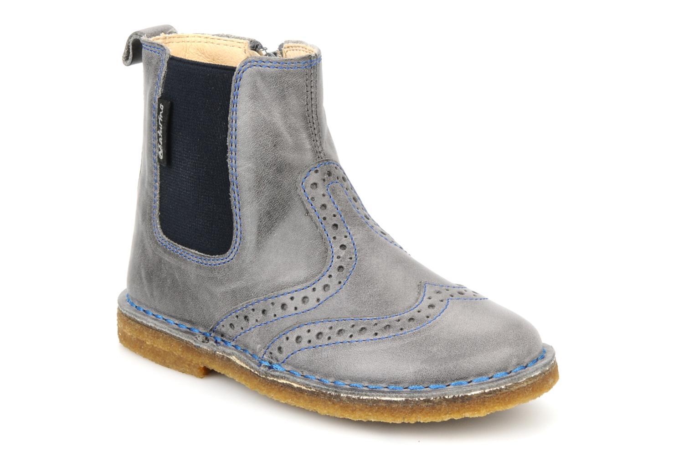 Bottines et boots Naturino Falcotto 2934 Gris vue détail/paire