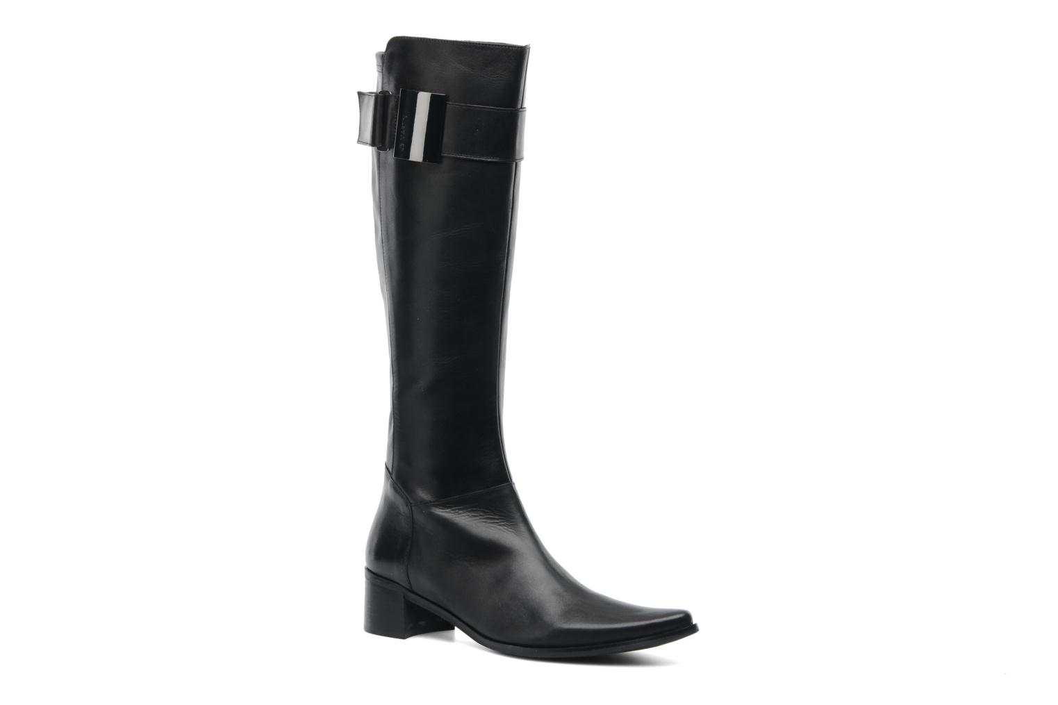 Boots & wellies JB MARTIN Baltimore Black detailed view/ Pair view