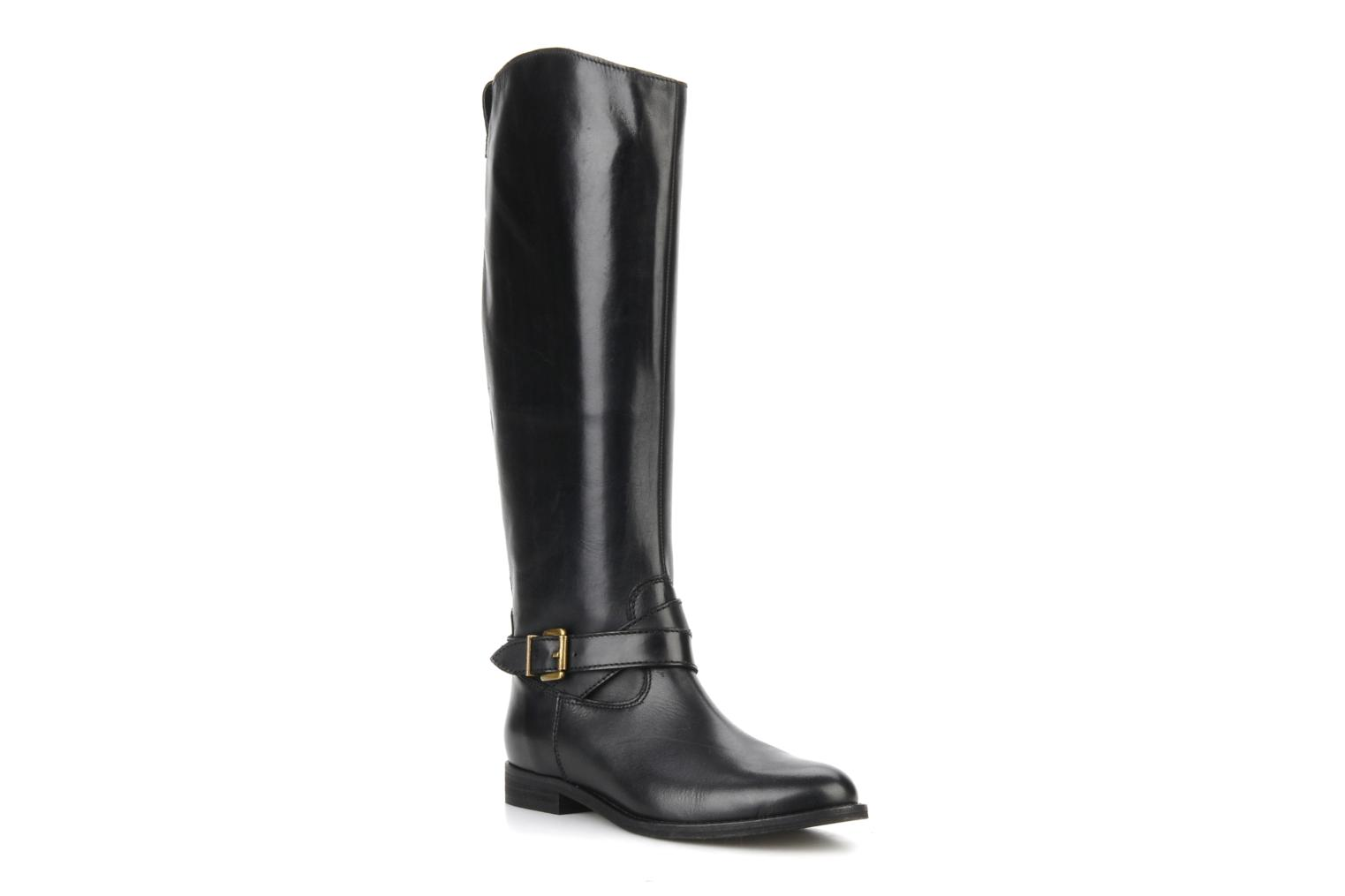 Boots & wellies Pastelle Adrienne Black detailed view/ Pair view