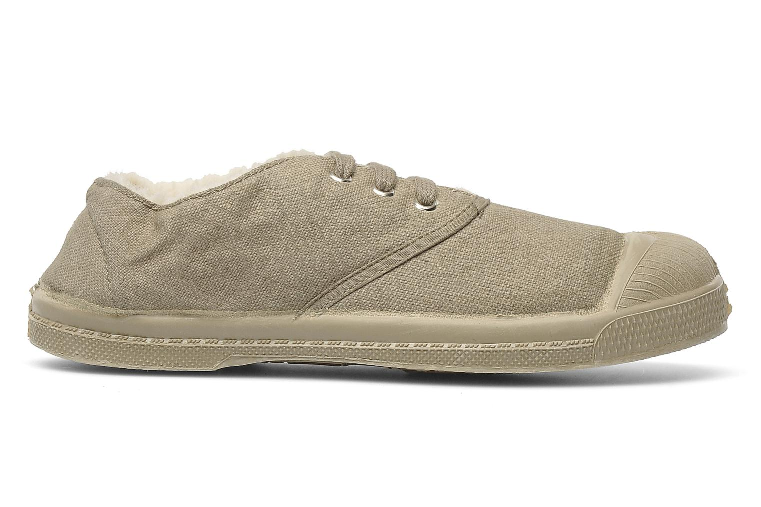 Sneakers Bensimon Tennis Fourrees E Beige immagine posteriore