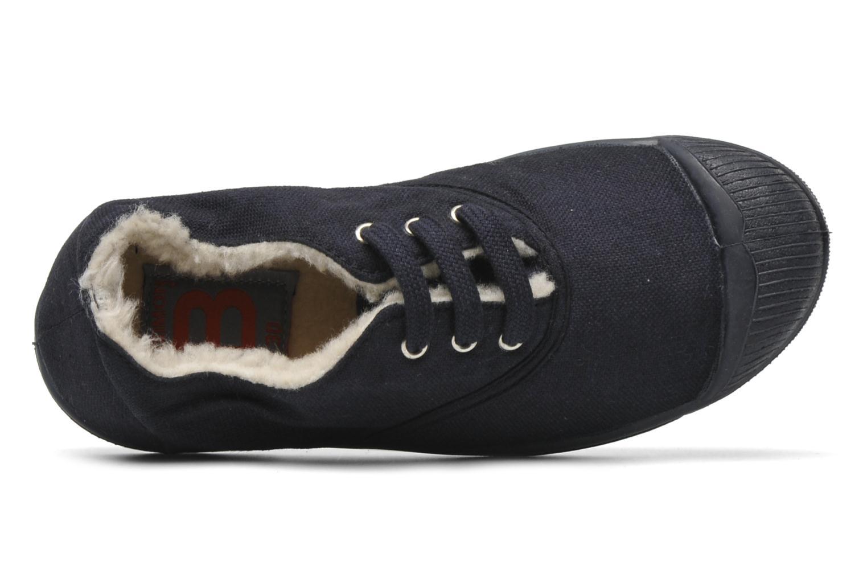 Sneakers Bensimon Tennis Fourrees E Blauw links