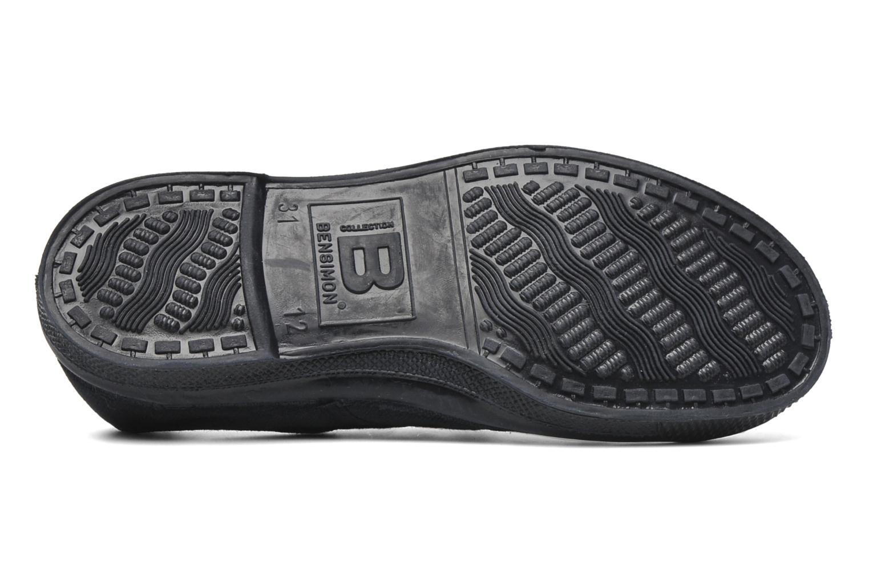 Sneakers Bensimon Tennis Fourrees E Blå bild från ovan