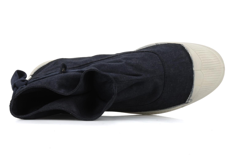 Boots en enkellaarsjes Bensimon Floby Blauw links