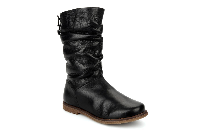 Boots & wellies Unisa Elton Black detailed view/ Pair view