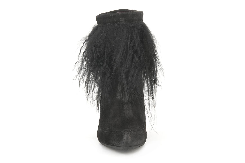 Bottines et boots Janet & Janet Preziosa Noir vue portées chaussures
