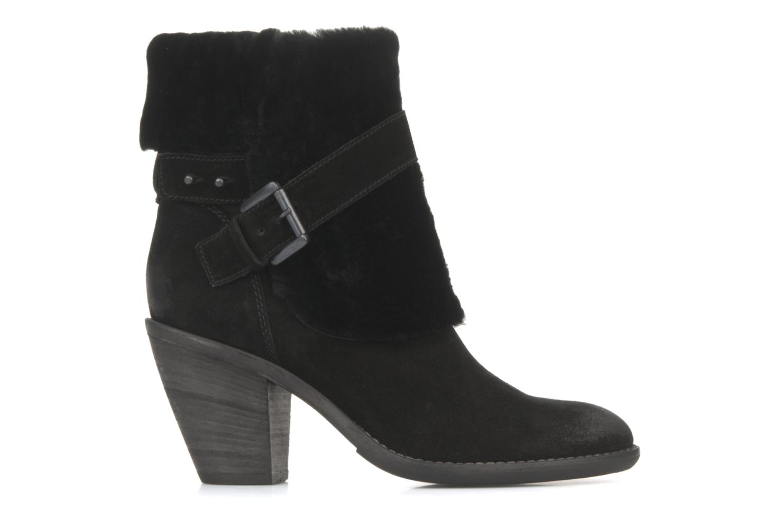 Bottines et boots Janet & Janet Comodo Noir vue derrière