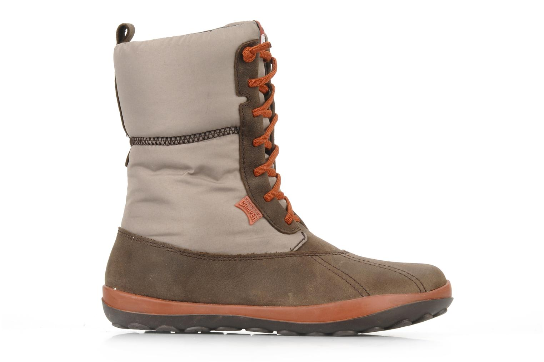 Boots & wellies Camper Peu pista 90150 Beige back view