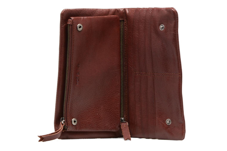 Portemonnaies & Clutches Nat & Nin Ally braun ansicht von hinten