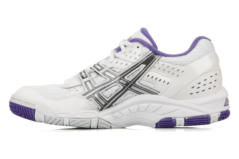 Lady gel-rocket White titanium Purple