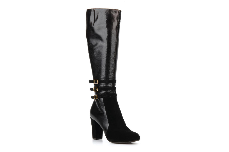Boots & wellies Chie Mihara Yoshiko Black detailed view/ Pair view