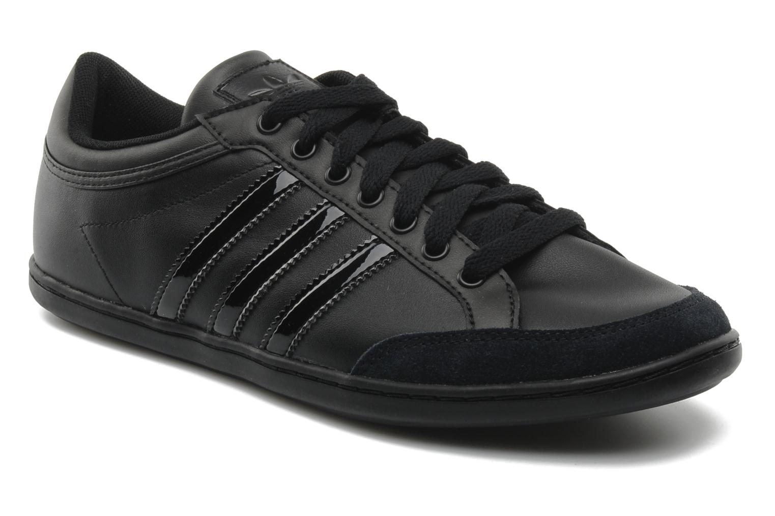 Baskets Adidas Originals Plimcana low Noir vue détail/paire