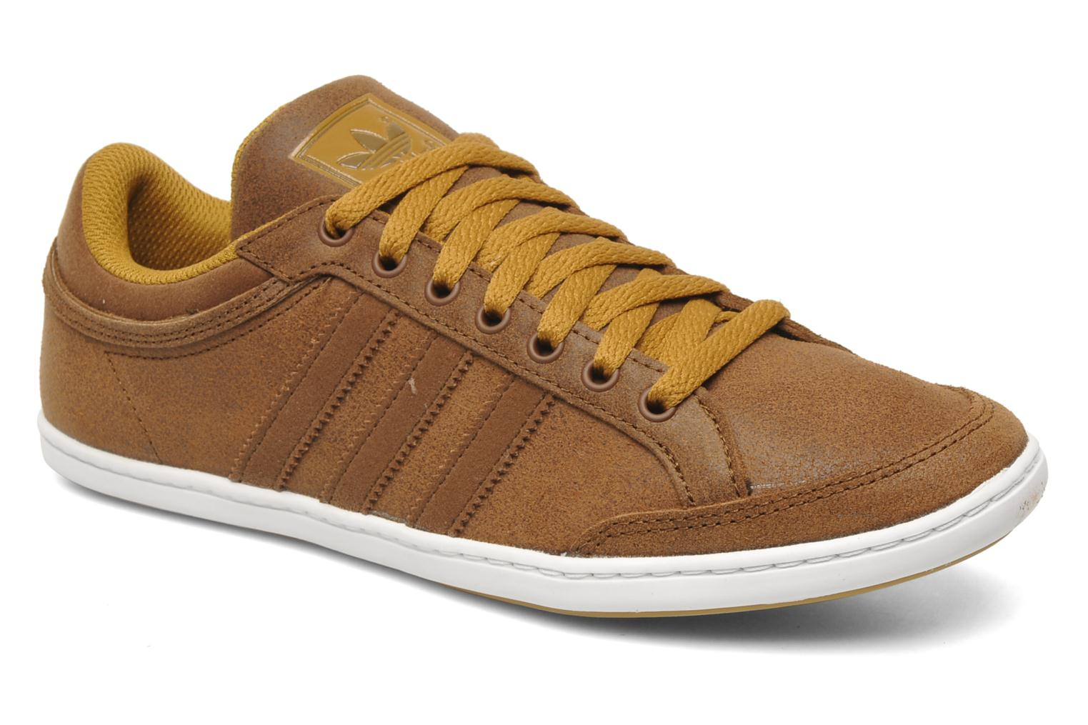 adidas plimcana low marron