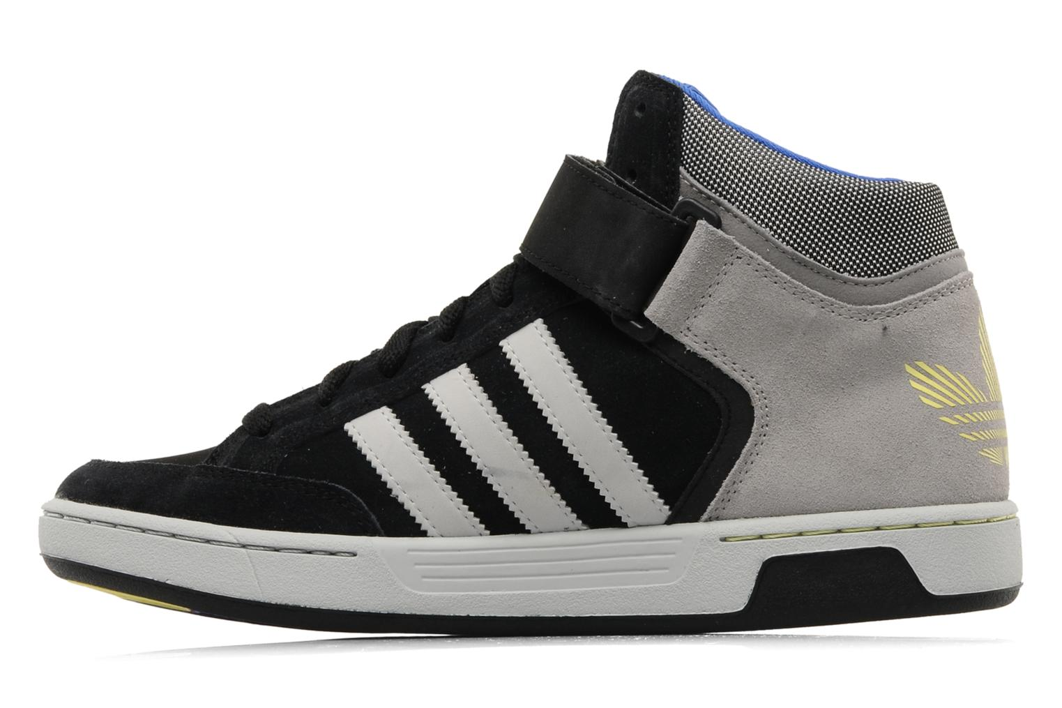 Baskets Adidas Originals Varial mid st Noir vue face