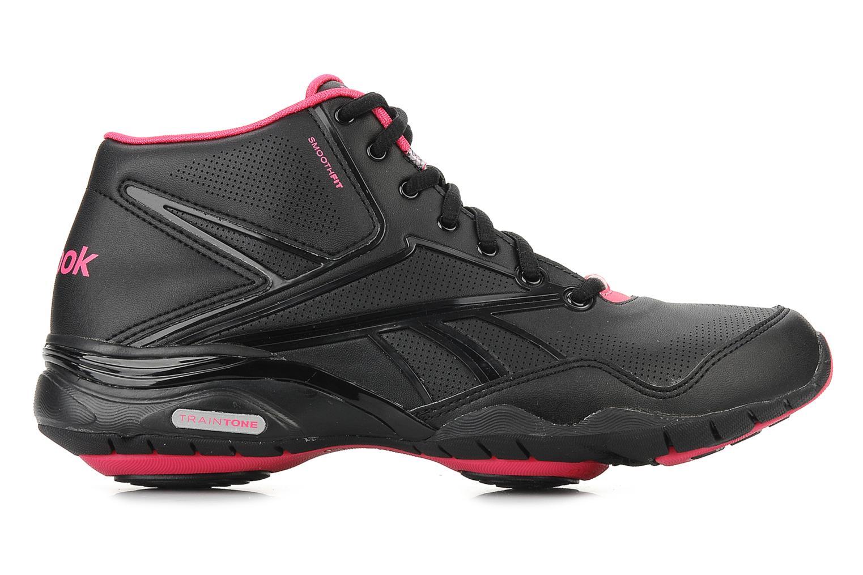 Traintone vibe mid Black overtly pink