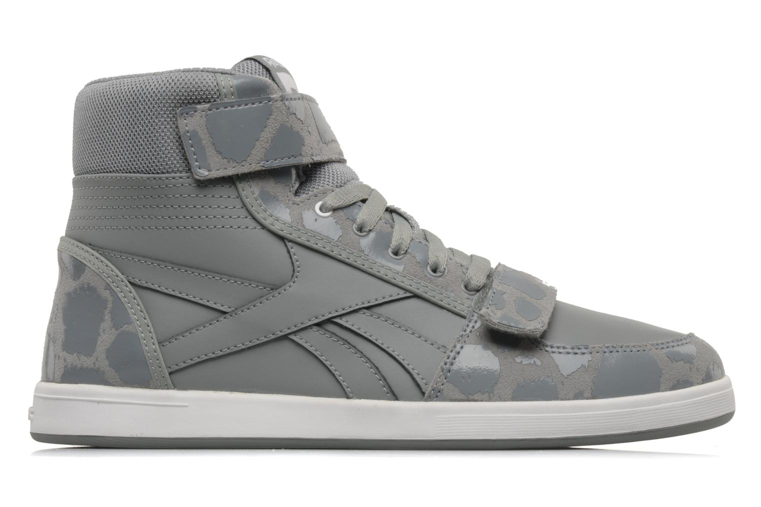 Trainers Reebok Sh court mid Grey back view