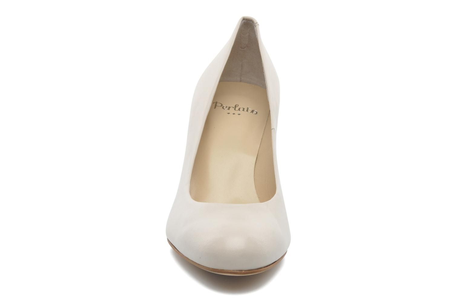 High heels Perlato Cid Beige model view