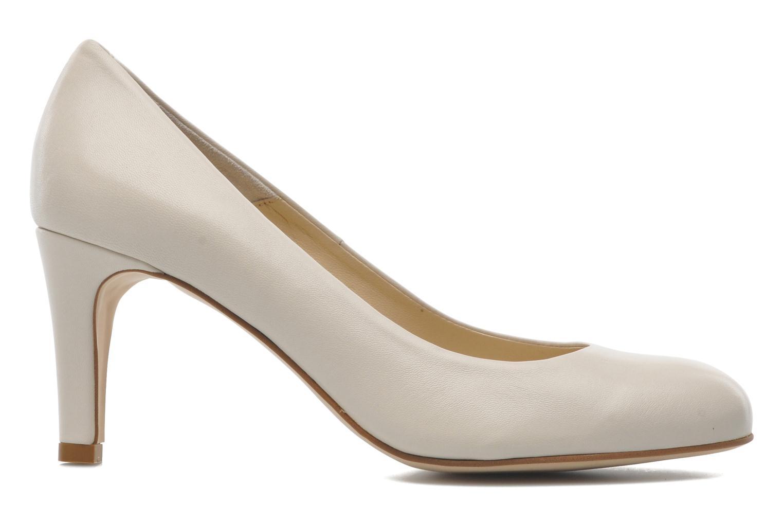 High heels Perlato Cid Beige back view
