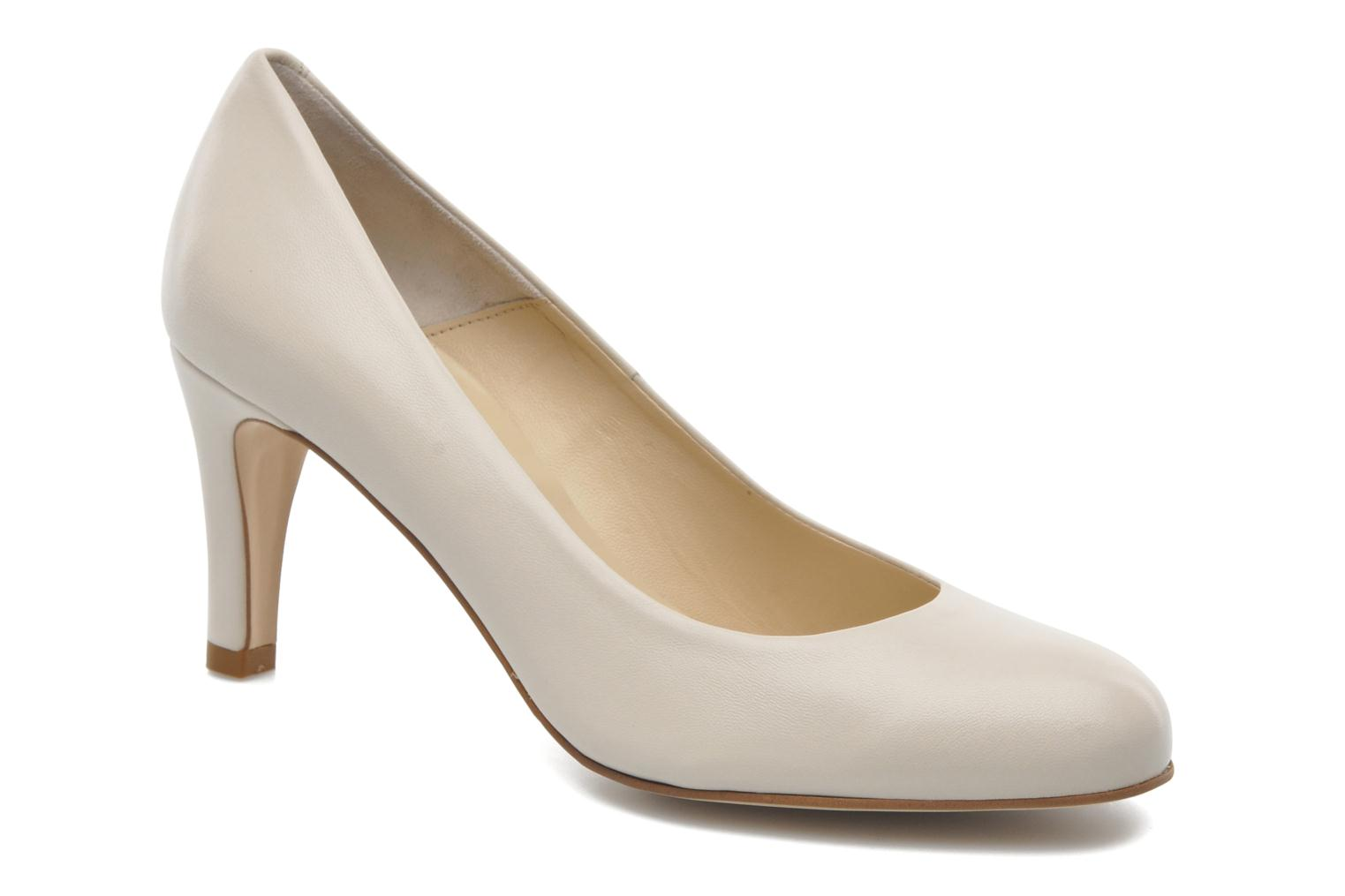 High heels Perlato Cid Beige detailed view/ Pair view
