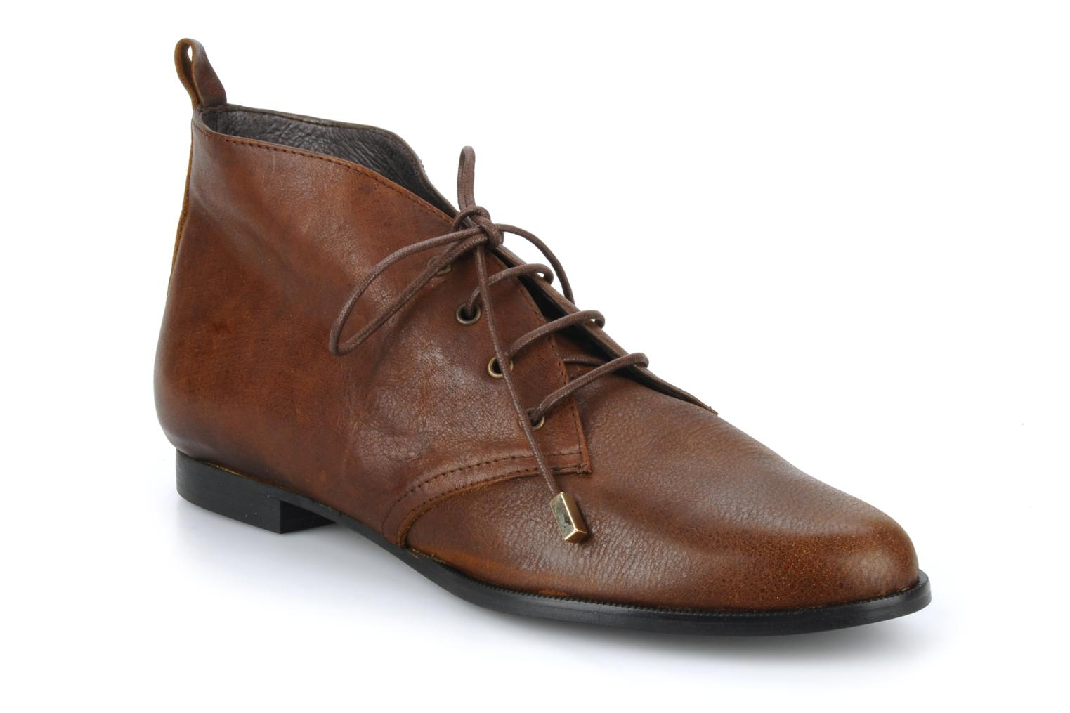 Ankle boots Emma Go Stella new Brown detailed view/ Pair view