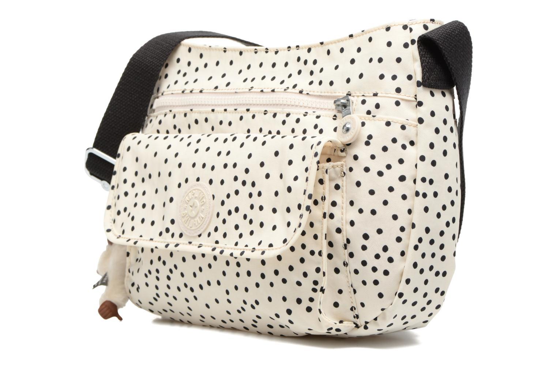 Handtaschen kipling Syro weiß schuhe getragen