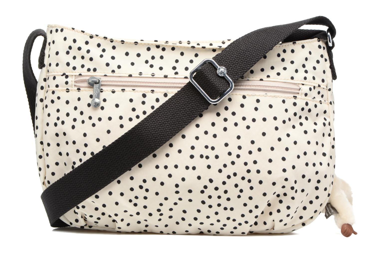 Handtaschen kipling Syro weiß ansicht von vorne