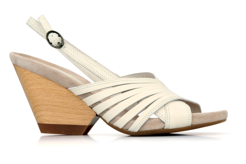 Sandalen Camper Rachael beige ansicht von hinten