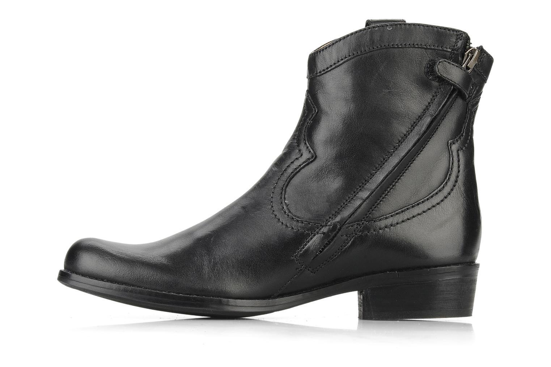 Bottes Pom d Api Nevada star boots Noir vue face