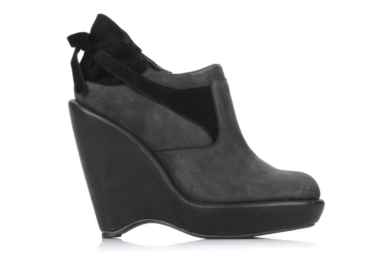 Boots en enkellaarsjes Feud Brit Zwart achterkant