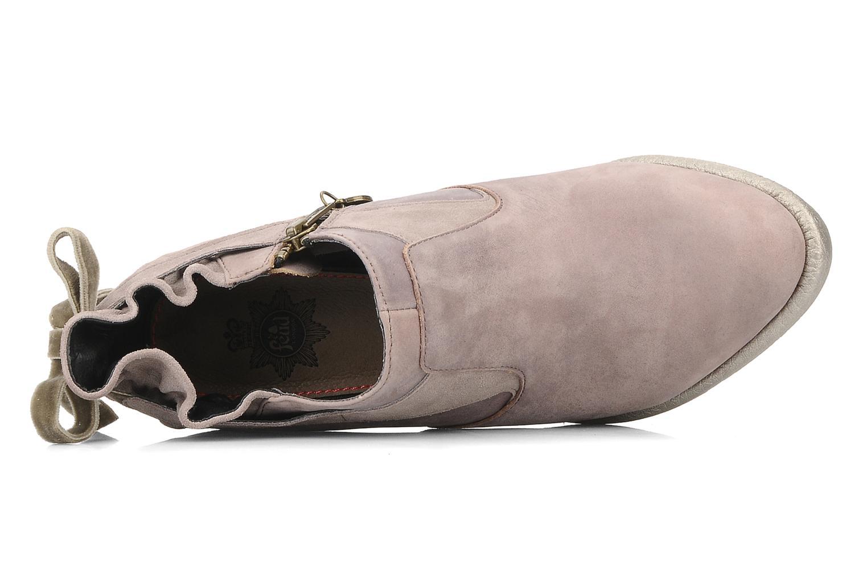 Bottines et boots Feud Brit Rose vue gauche