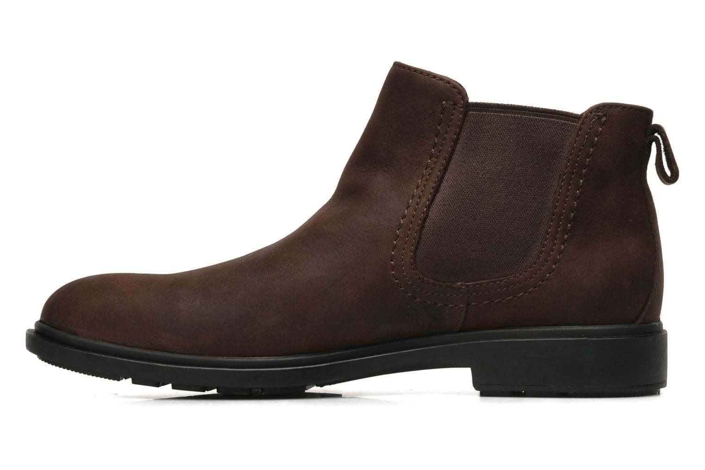 Boots en enkellaarsjes Sebago Drake Bruin voorkant