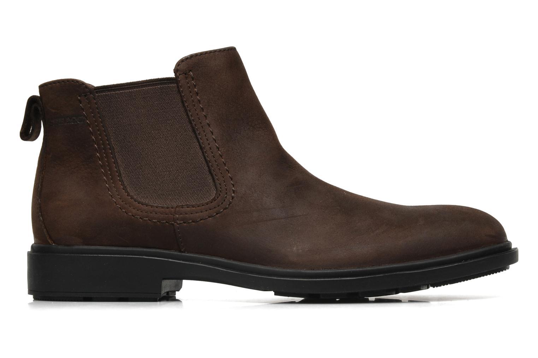 Boots en enkellaarsjes Sebago Drake Bruin achterkant