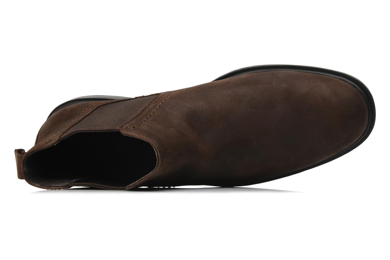 Boots en enkellaarsjes Sebago Drake Bruin links