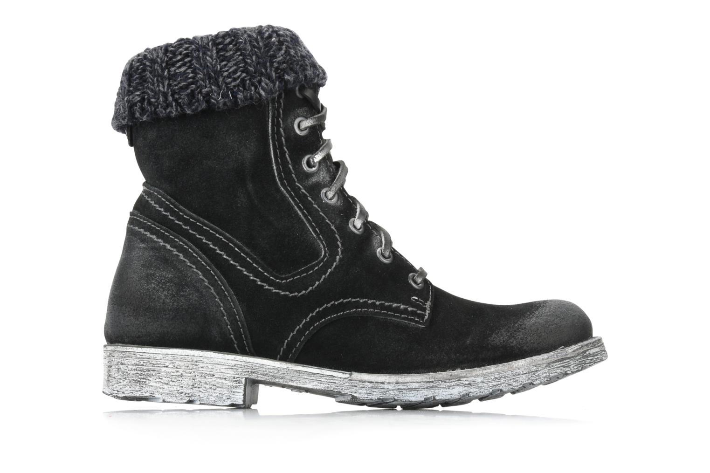 Ankle boots Cafè Noir Aroa Black back view