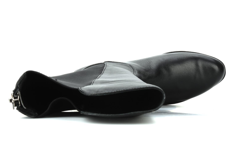 Stiefel Cafè Noir Alondra schwarz ansicht von links