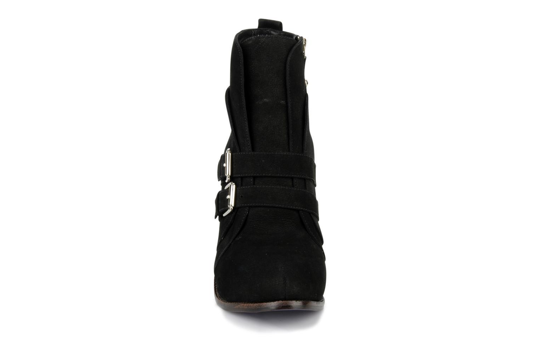 Bottines et boots Miezko Minko Noir vue portées chaussures