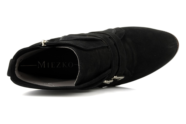 Stiefeletten & Boots Miezko Minko schwarz ansicht von links