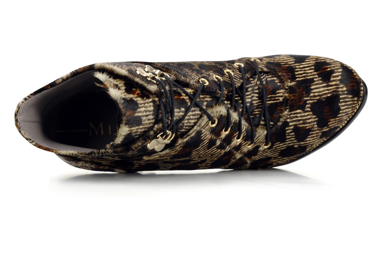 Bottines et boots Miezko Manuela Multicolore vue gauche