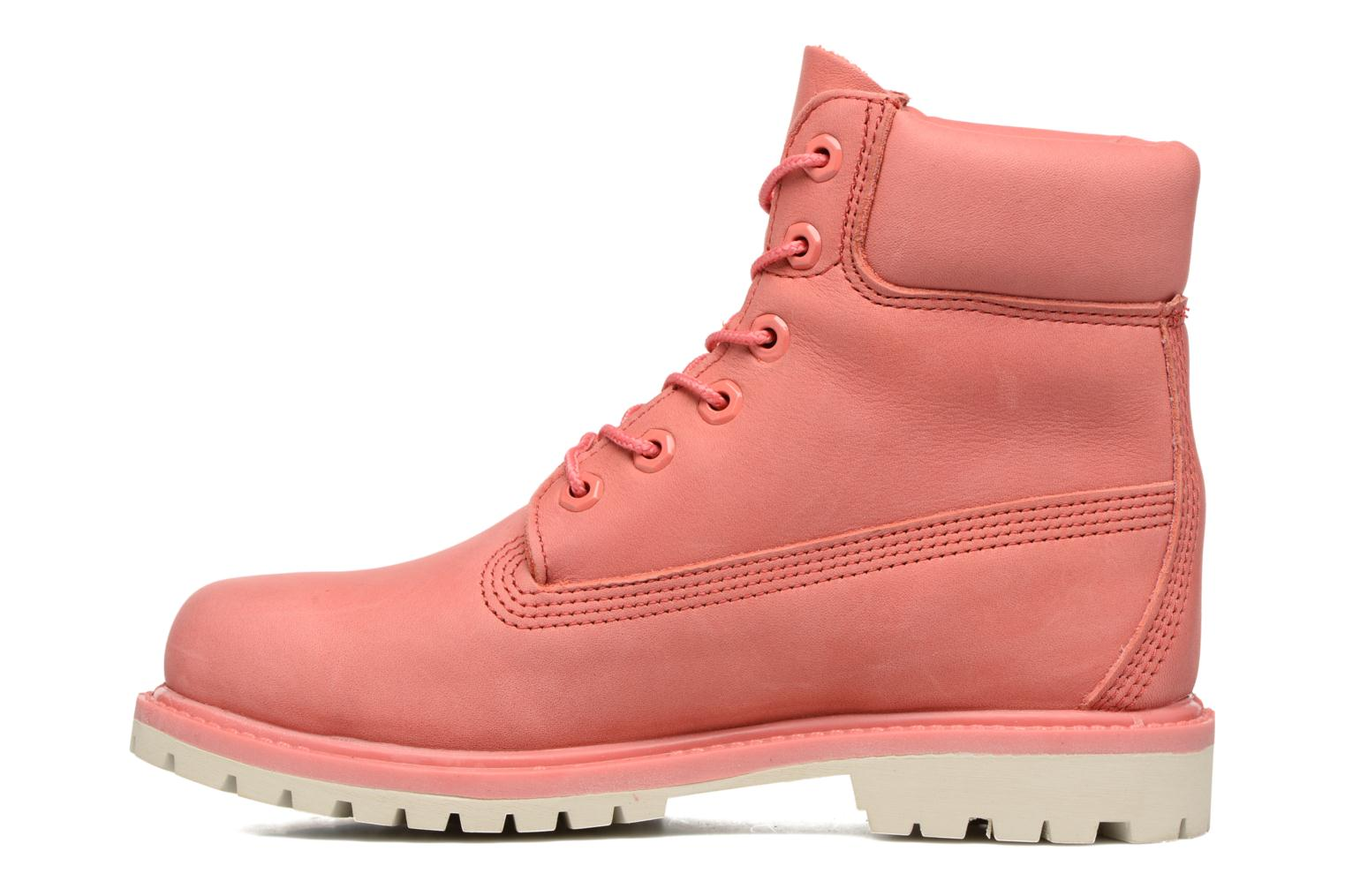Bottines et boots Timberland 6 in premium boot w Rose vue face