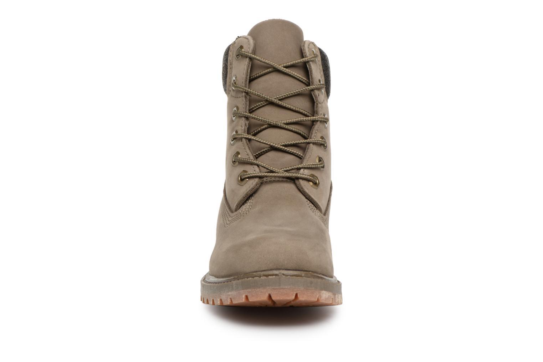 Stiefeletten & Boots Timberland 6 in premium boot w grün schuhe getragen