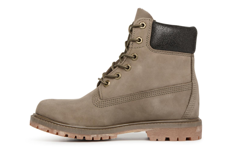 Stiefeletten & Boots Timberland 6 in premium boot w grün ansicht von vorne