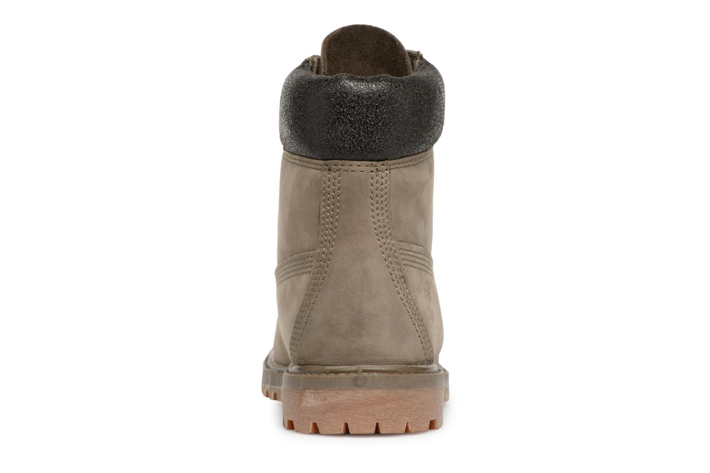 Stiefeletten & Boots Timberland 6 in premium boot w grün ansicht von rechts