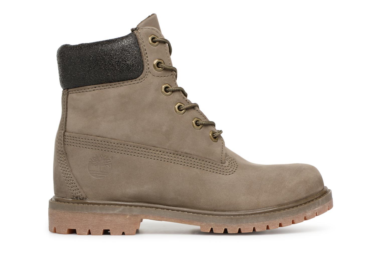 Bottines et boots Timberland 6 in premium boot w Vert vue derrière