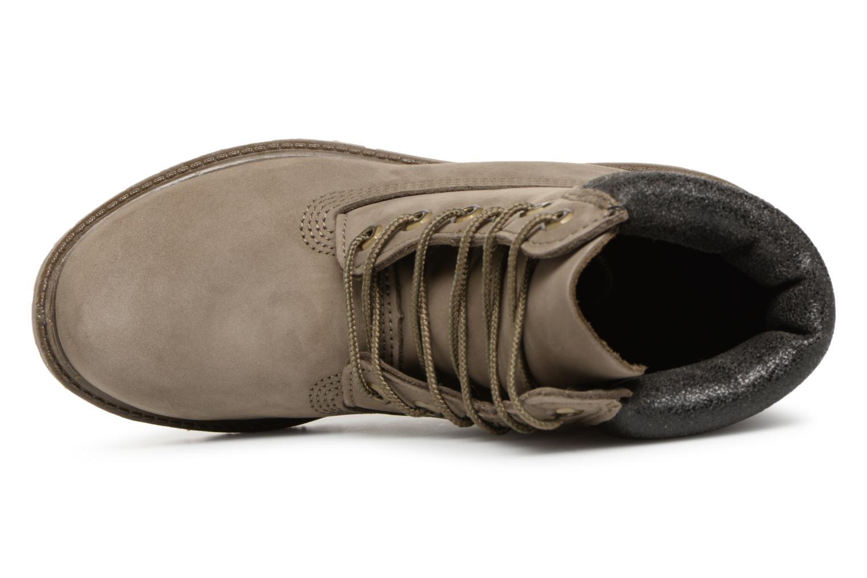 Stiefeletten & Boots Timberland 6 in premium boot w grün ansicht von links