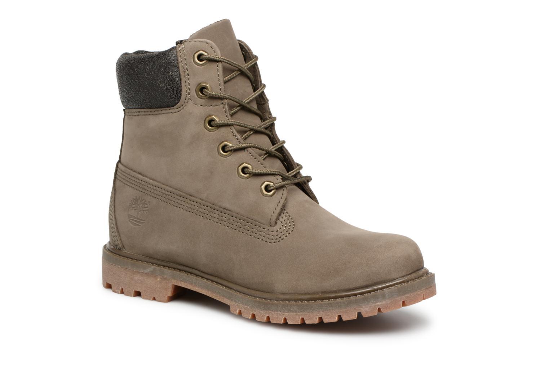 Stiefeletten & Boots Timberland 6 in premium boot w grün detaillierte ansicht/modell