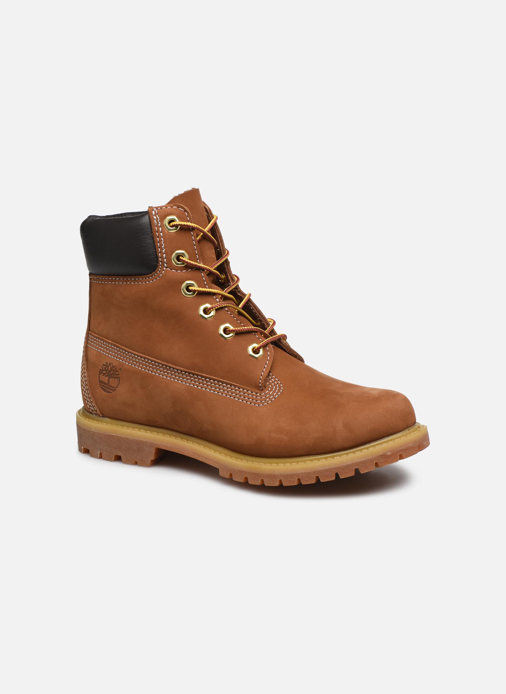 Stiefeletten & Boots Timberland 6 in premium boot w beige detaillierte ansicht/modell