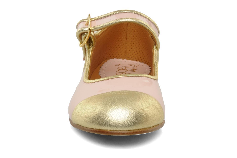 Ballerinas Petite Maloles Petite borali rosa schuhe getragen