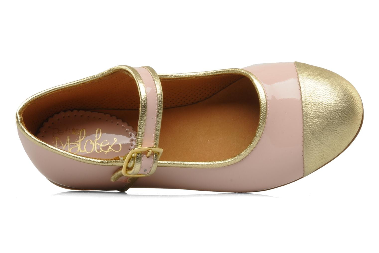 Ballerinas Petite Maloles Petite borali rosa ansicht von links
